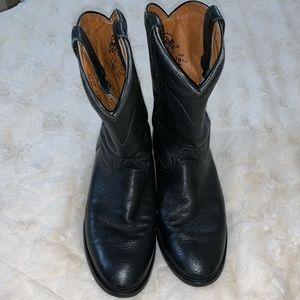 El General | Leather | Cowboy Boots
